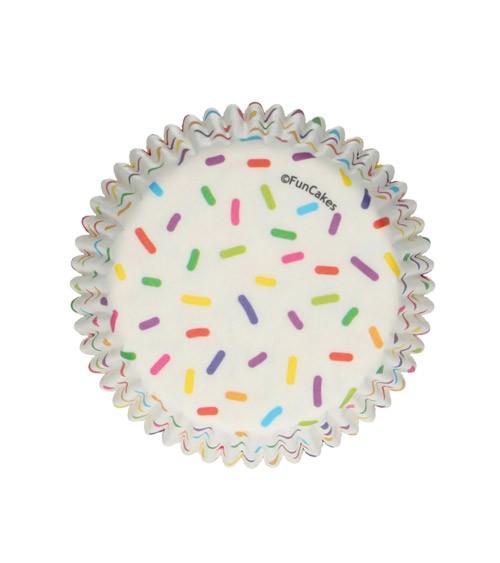 "Papierförmchen ""Sprinkles"" - 48 Stück"