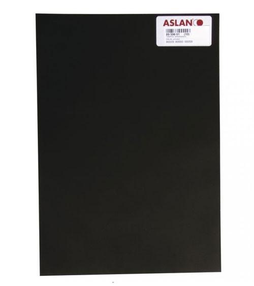 Tafel-Folie - selbstklebend - schwarz - 20 x 30 cm