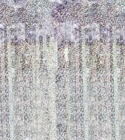 Glitzer-Vorhang - holographic - 0,9 x 2,5 m