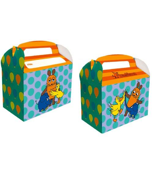 """Geschenkeboxen """"Die Maus"""" - 8 Stück"""