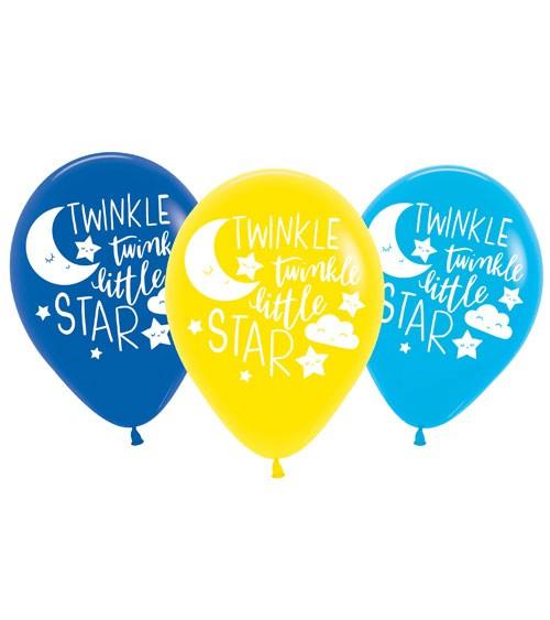 """Luftballon-Set """"Little Star"""" - 6-teilig"""