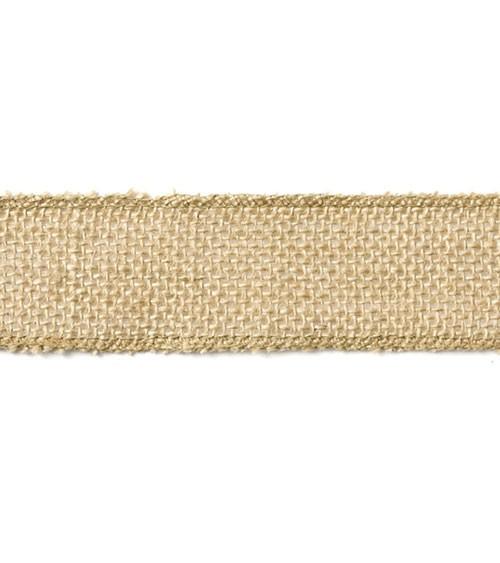 Jute-Band - 4 cm x 5 m