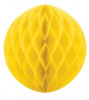 Wabenball - 40 cm - gelb