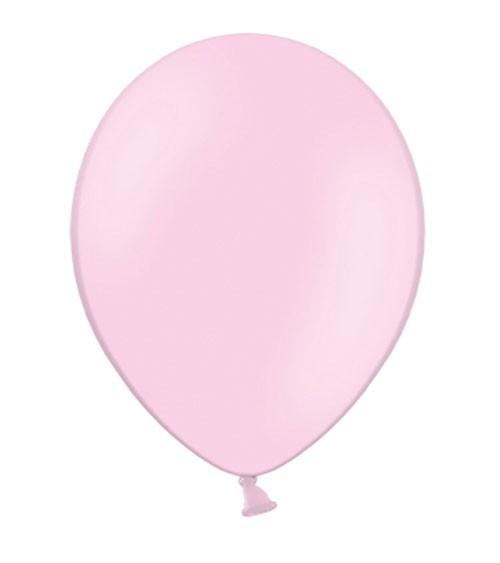 Standard-Luftballons - rosa - 50 Stück