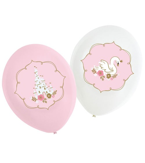 "Luftballon-Set ""Princess for a Day"" - 6-teilig"