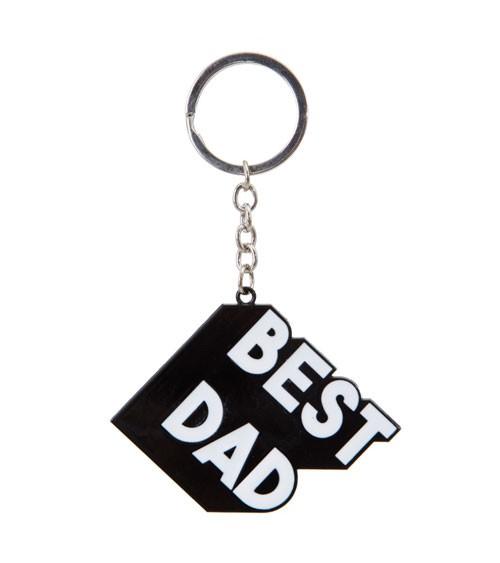 """Schlüsselanhänger """"Best Dad"""""""