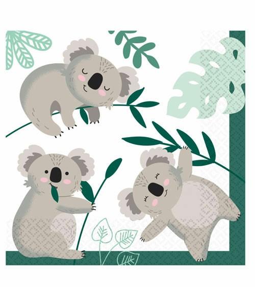 "Servietten ""Koala"" - 16 Stück"