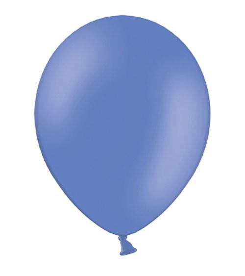 Standard-Luftballons - ultramarinblau - 10 Stück