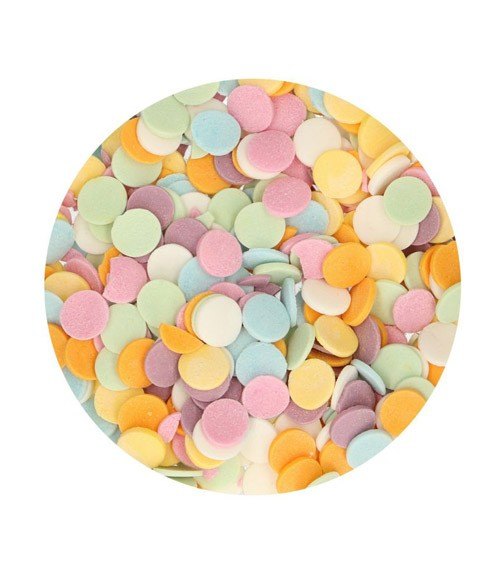 FunCakes Zuckerkonfetti XL - pastell - 55 g