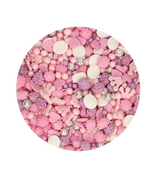 "FunCakes Zuckerdekore ""Princess Party"" - 50 g"
