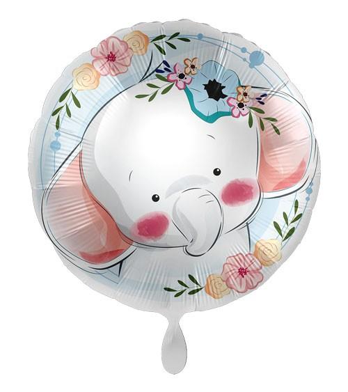 "Folienballon ""Cute Elephant"""