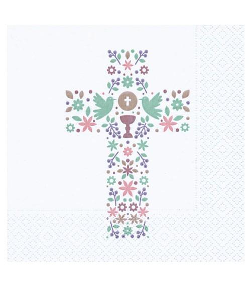 """Servietten """"The Cross"""" - 20 Stück"""