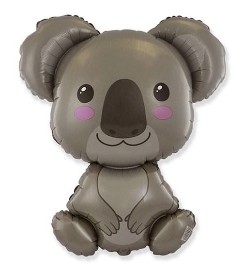 "Supershape-Folienballon ""Koala"" - 69 x 85 cm"