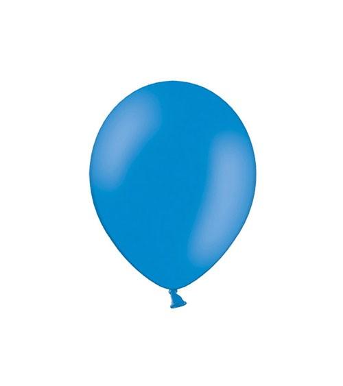 Mini-Luftballons - cornflower blue - 12 cm - 100 Stück
