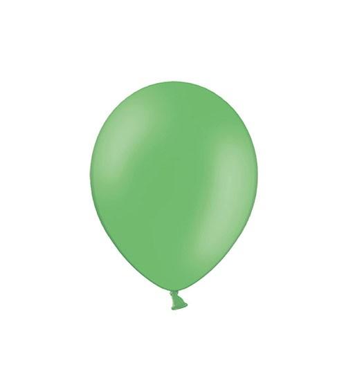 Mini-Luftballons - grün - 12 cm - 100 Stück