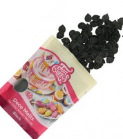 Funcakes Deco-Melts - schwarz - 250 g