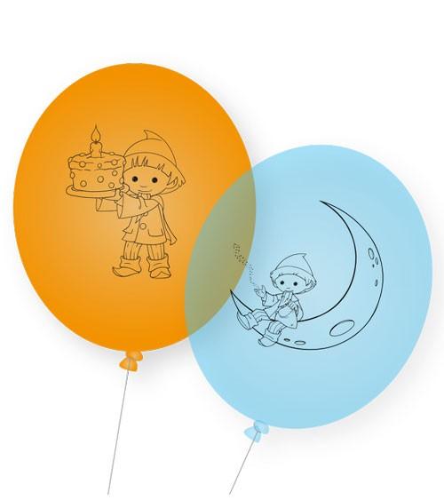 "Luftballon-Set ""Unser Sandmännchen"" - 8-teilig"