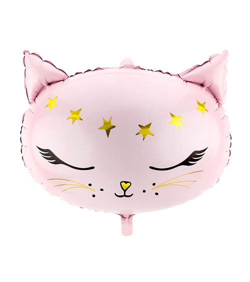"Supershape-Folienballon ""Katze"" - 48 x 36 cm"