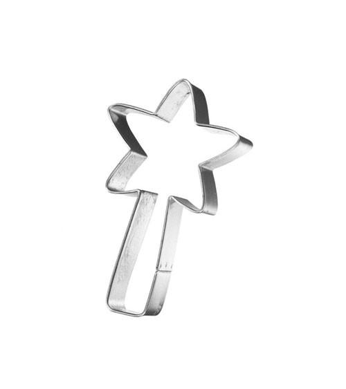 Ausstechform Feenstab - 8 cm
