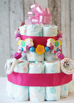 Geschenke Babyparty Baby Belly Party