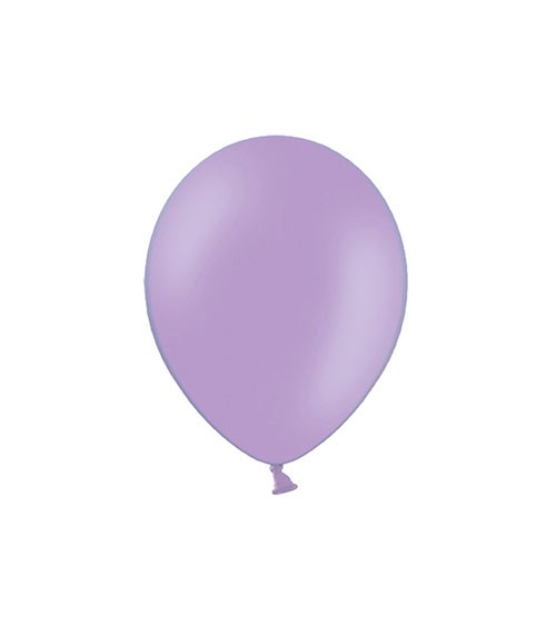 Mini-Luftballons - lavendel - 12 cm - 100 Stück
