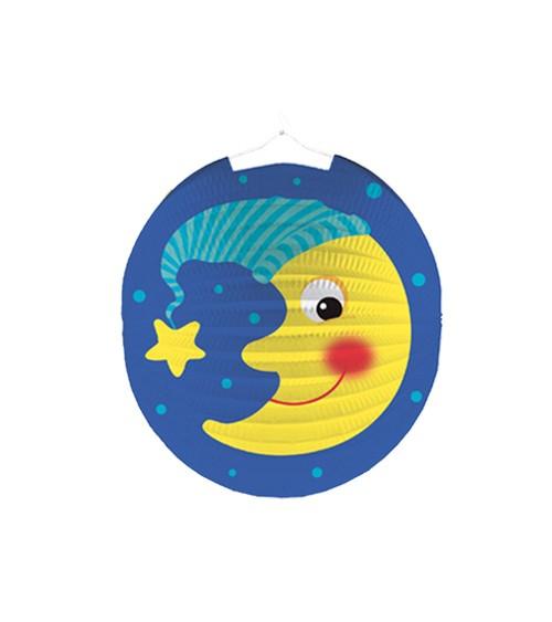 """Lampion """"Lächelnder Mond"""" - 25 cm"""