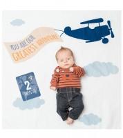 """Meilenstein-Decke mit Karten - """"Greatest Adventure"""" - 8-teilig"""