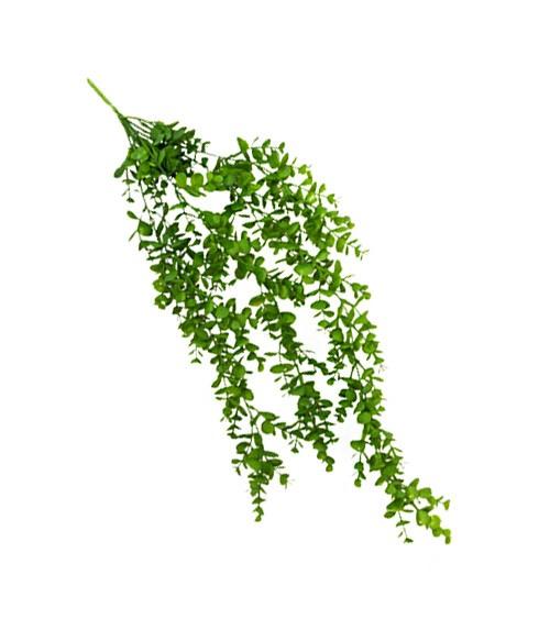 Kunststrauß mit grünen Blättern - 80 cm