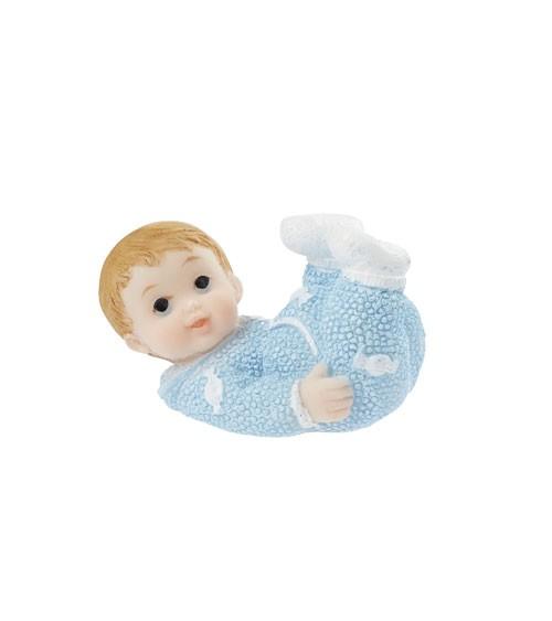 """Deko-Figur """"Baby Boy"""" - 4 cm"""